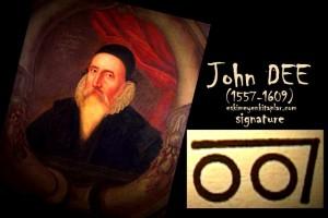 john-dee-imzası