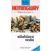 Silahlara-Veda-Ernest-Hemingway