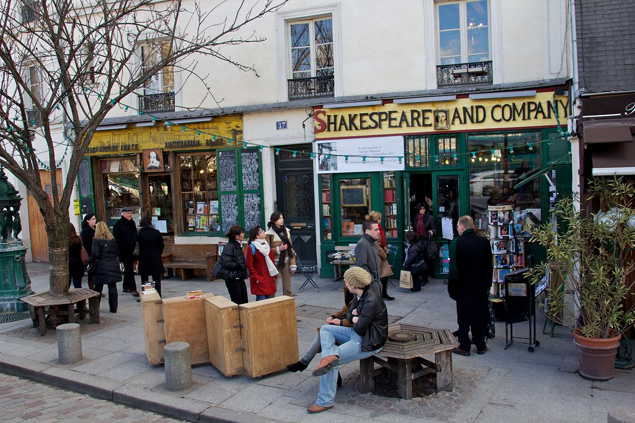 Shakespeare_and_Company_Paris