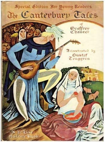 Canterbury-Tales-Geoffrey Chaucer