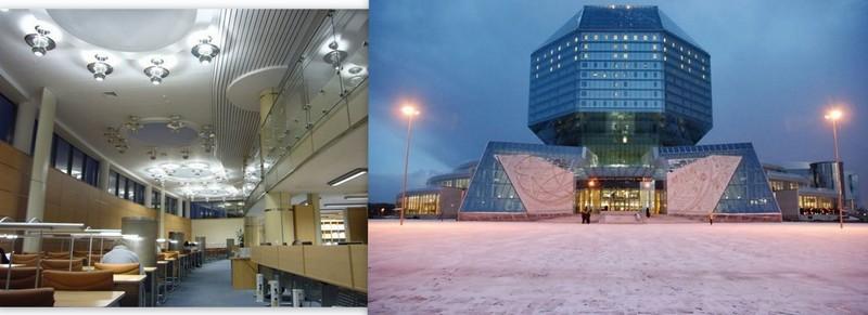 Milli-Kutuphane-Minsk-Belarus