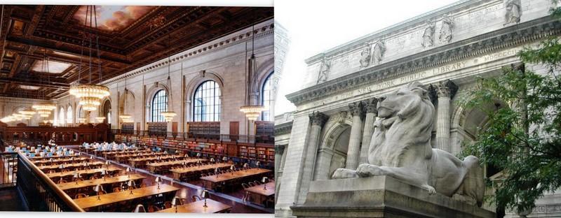 New-York-Halk-Kutuphanesi-New-York-ABD