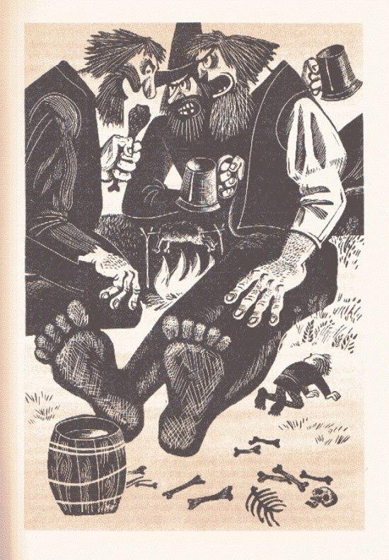hobbit-7-M. Belomlinskij-1972