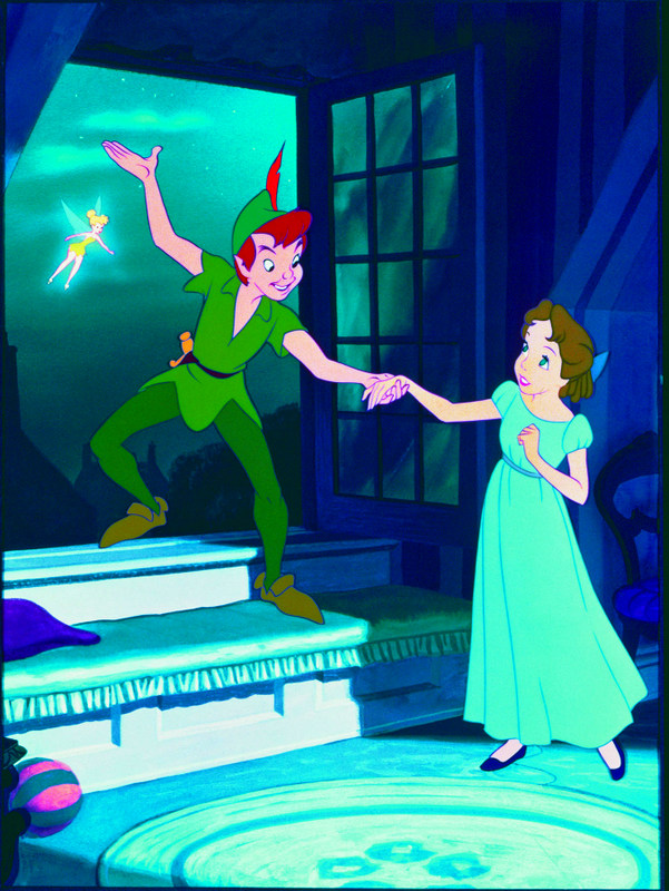 peter-pan-ile-wendy-Tinkerbell