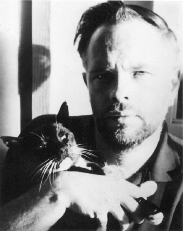 Philip-K-Dick-cat