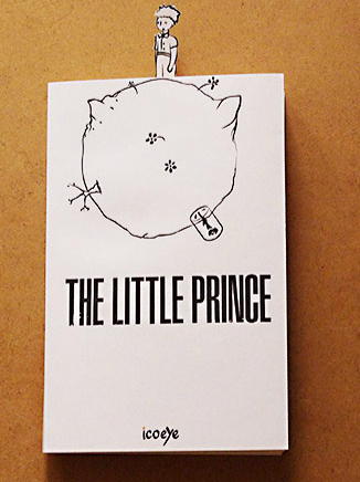 little-prince-bookmark-kitap-ayraci