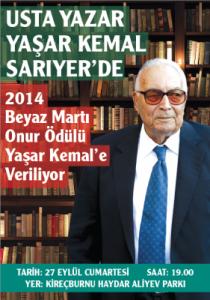 yasar-kemal-sariyer-edebiyat-gunleri-2014