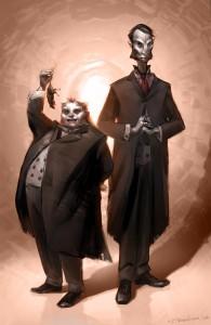 Mr-Croup-and-Mr-Vandemar-neverwhere-yokyer-neil-gaiman