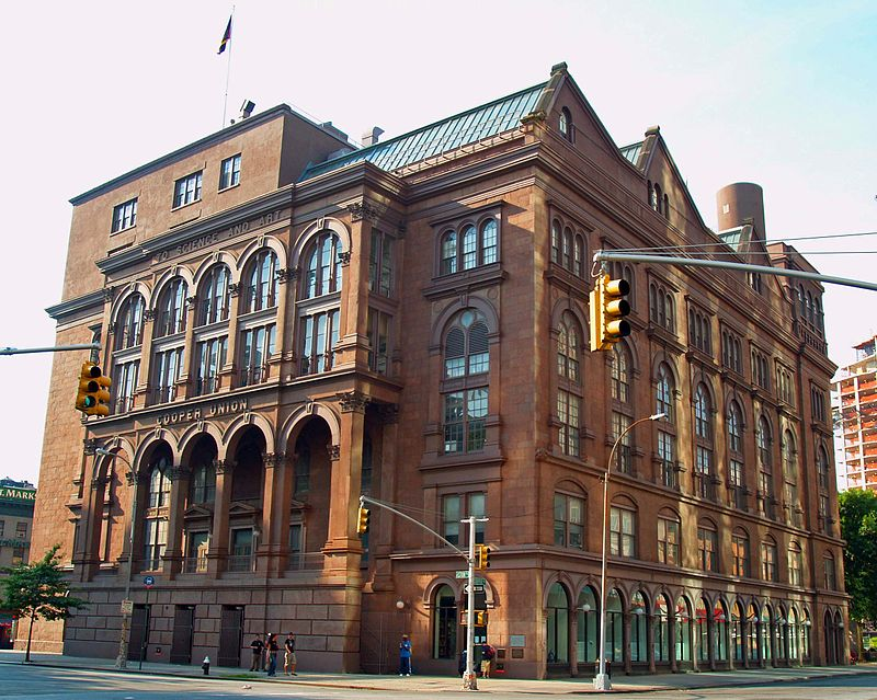Cooper_Union_by_David_Shankbone_crop