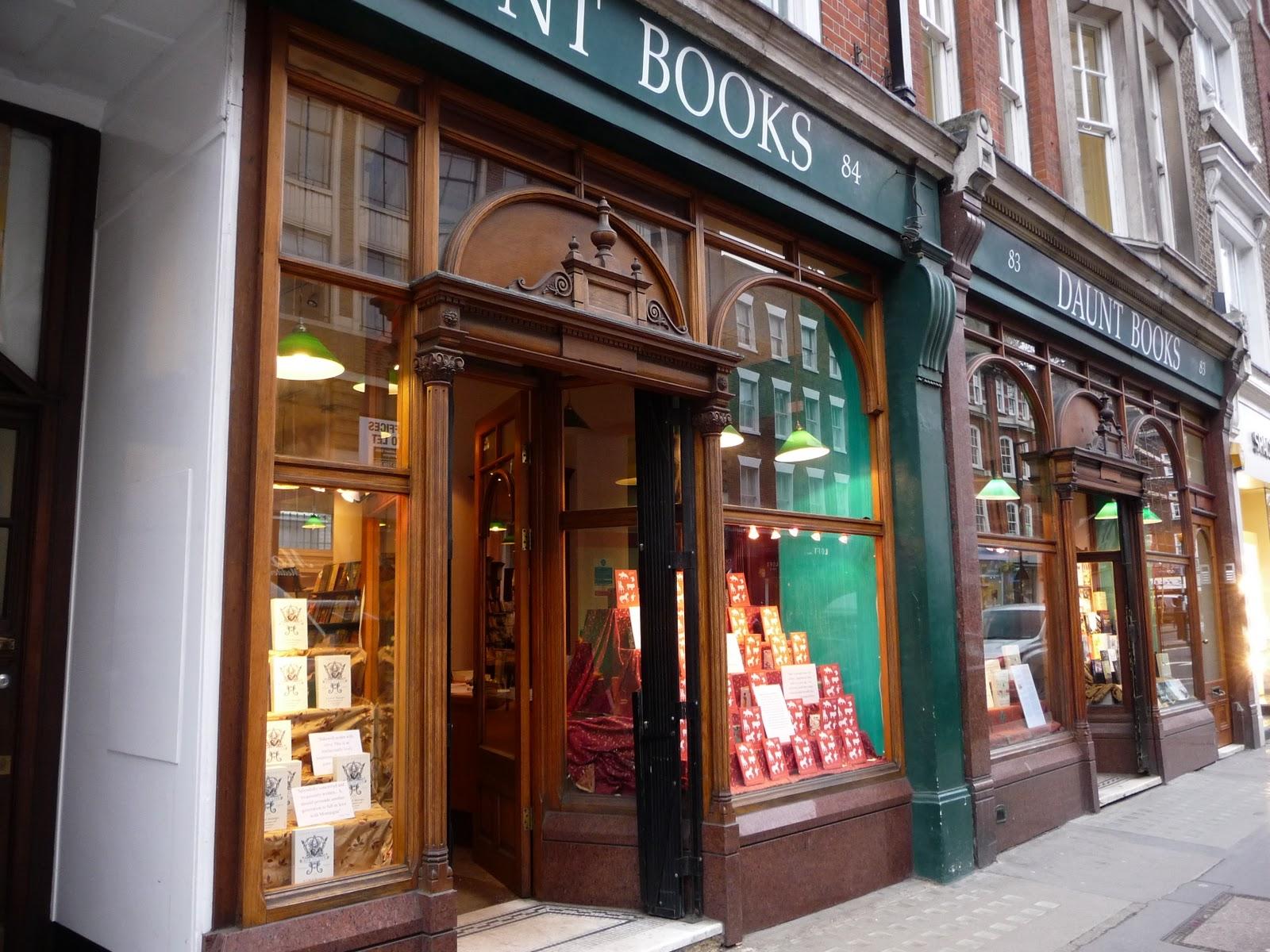 Daunt-Books-london-kitapci-4