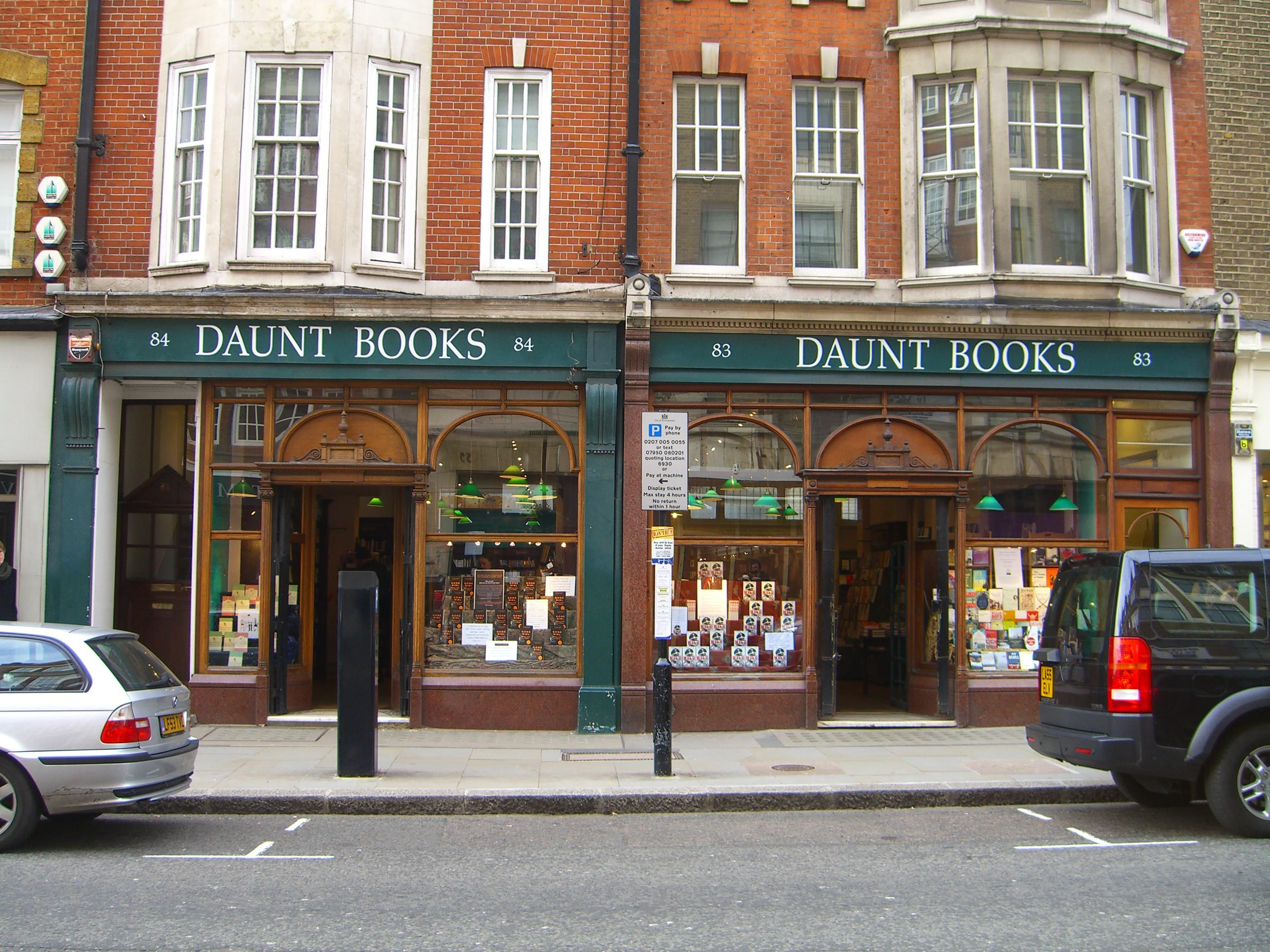 Daunt-Books-london-kitapci-7