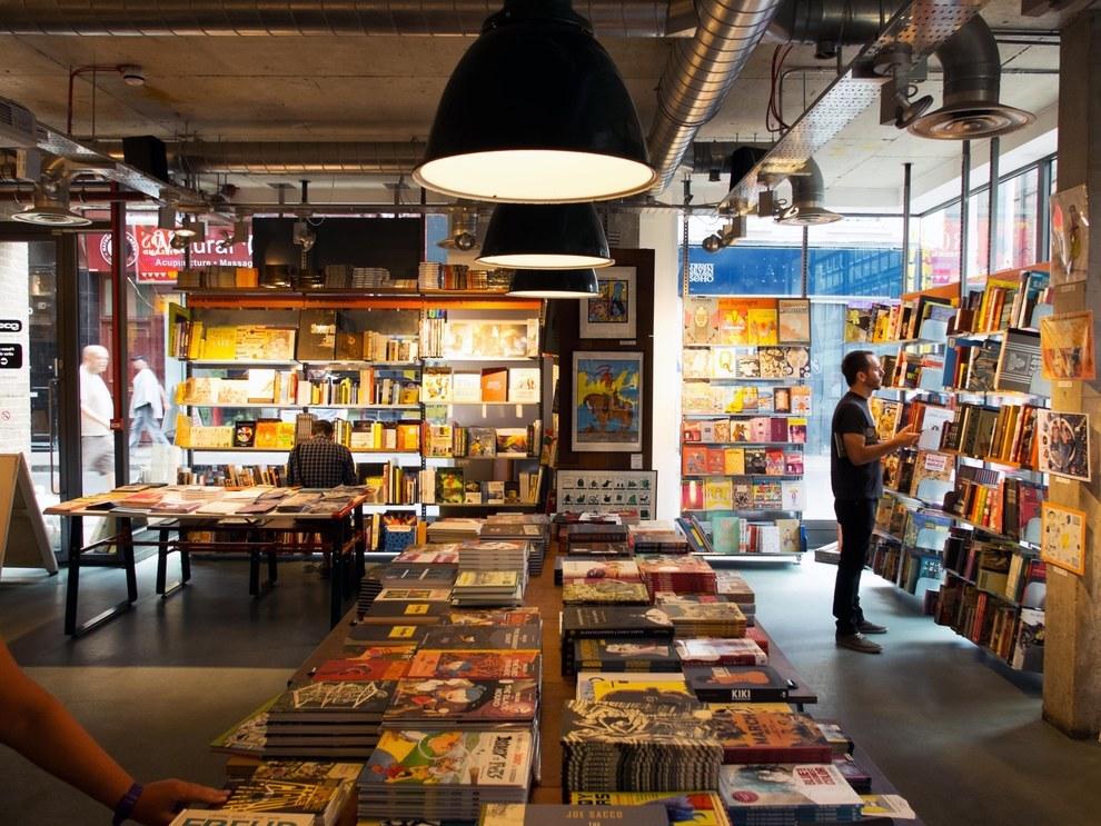 Gosh-bookshop-london-2