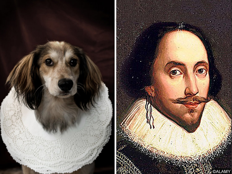 William-Shakespeare-and-dog-portrait