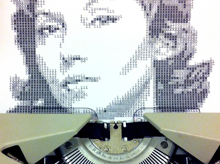 clarice-lispector-typewritten-portrait-daktilodan-portresi-2