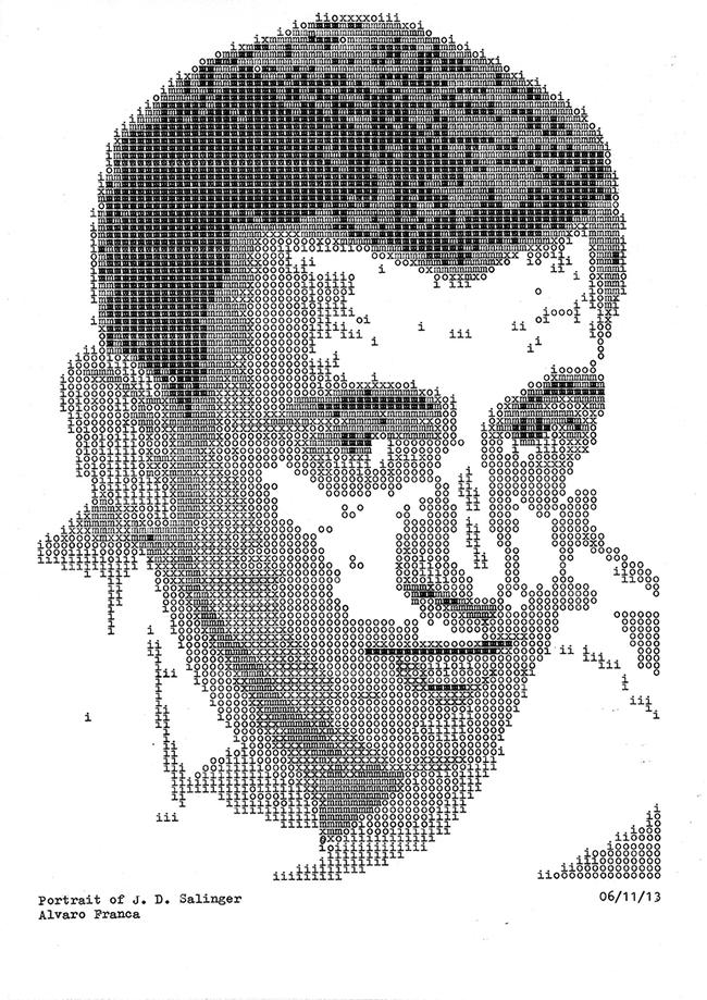 j-d-salinger-typewritten-portrait-daktilodan-portresi