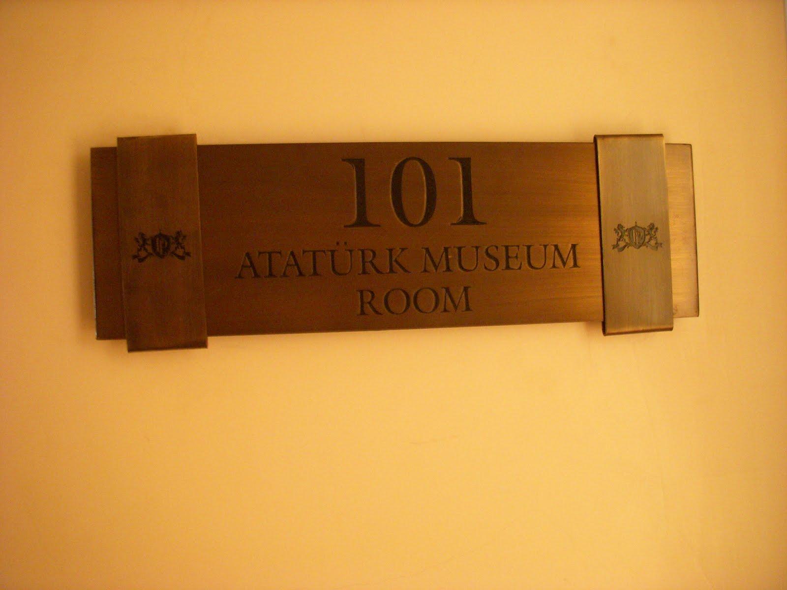 pera-palace-101-nolu-muze-mustafa-kemal-ataturk