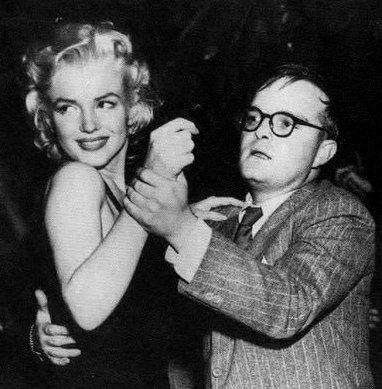 Truman-Capote-Marilyn-Monroe-at-Party-at-Studio_54