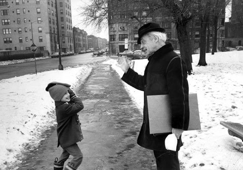 Saul-Bellow_possibly-about-to-be-hit-by-a-snowball-courtesy-of-his-son-Adam